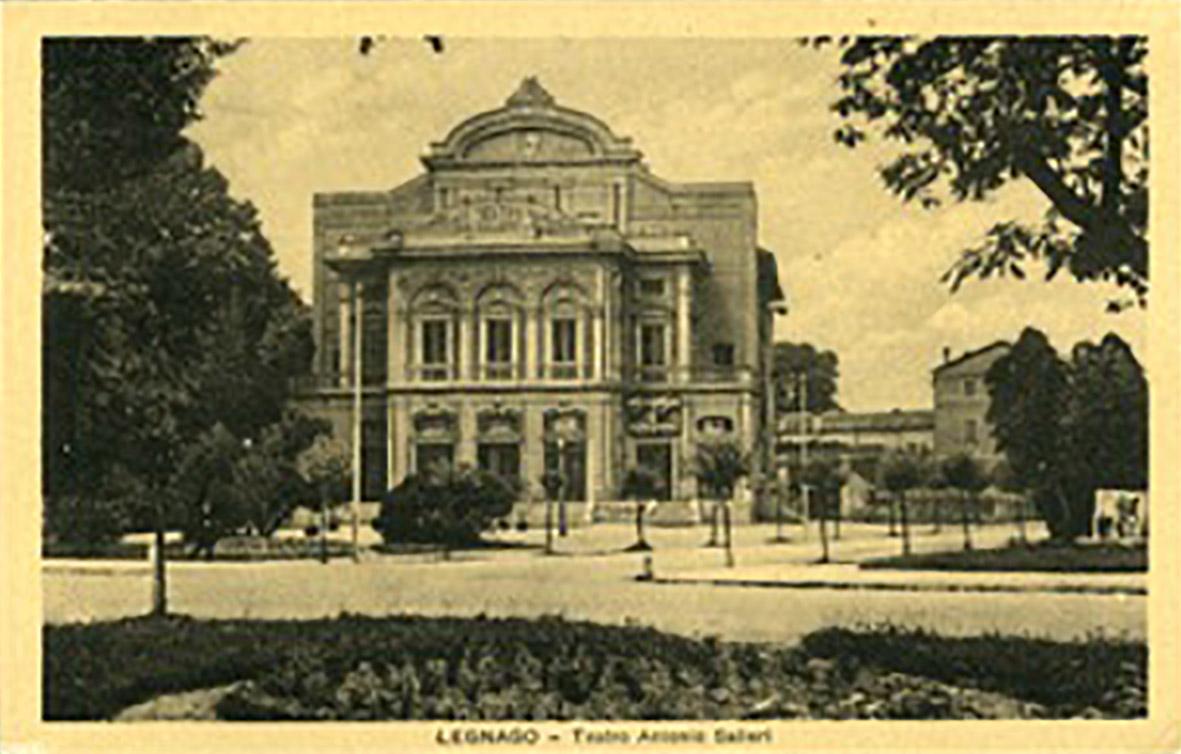 ED. A. COSTANTINI LEGNAGO – FOTO E STAMPA P. MARZARI SCHIO – 1942-'43