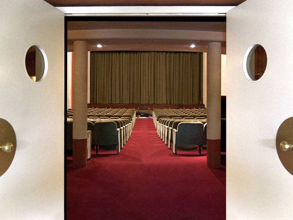 Ingresso alla Platea - Teatro Salieri