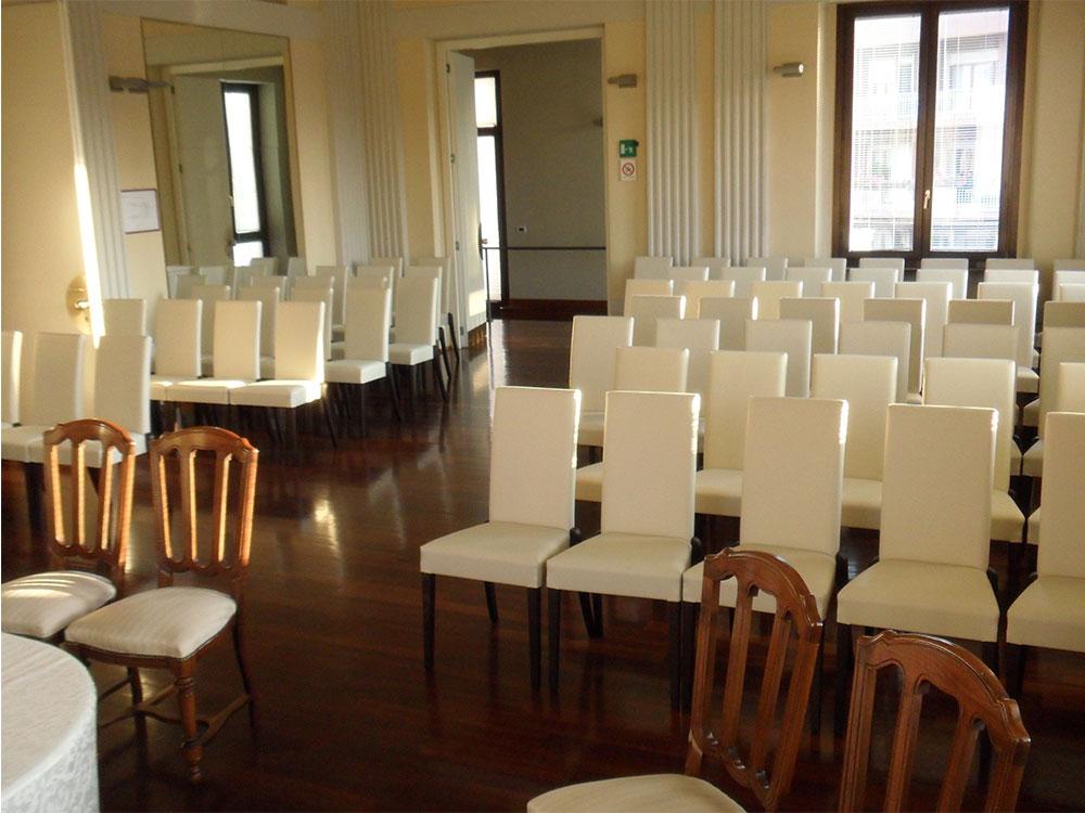 Sala Raffaello Riello - Teatro Salieri